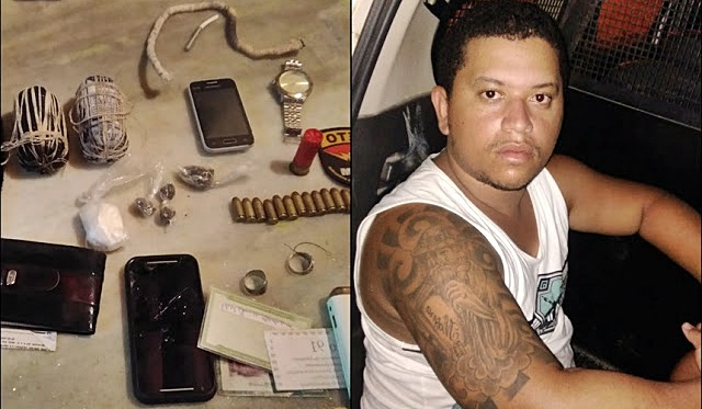 Após-denúncias-polícia-apreende-explosivos-com-traficante-na-Ilha-de-Itaparica